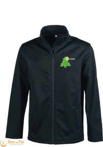 softshell marquage broderie